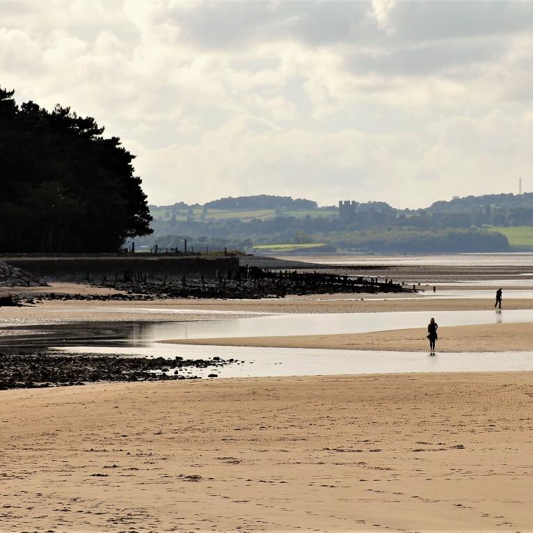 Menai straits coastal path
